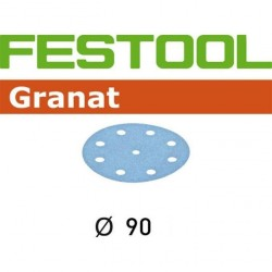 Festool Brusný kotouč STF D90/6, GRANÁT, P60-P320