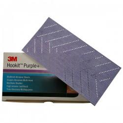 3M Víceděrový brusný pás HKT purple