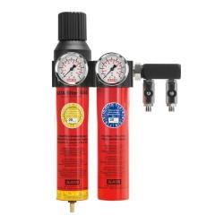 SATA kombi filtr 0/444 s regulací tlaku a odvodním modulem-92296