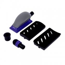 3M víceděrový hoblík Purple+ se zakřivenými adaptéry -50728