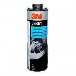 3M Ochraný nástřik, nepřelakovatelný černý-1l-08861