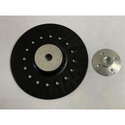 AllorA plastový podložný talíř, malé otvory 7''
