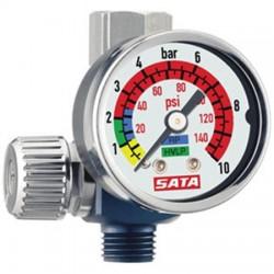 SATA - Regulátor tlaku s manometrem -27771
