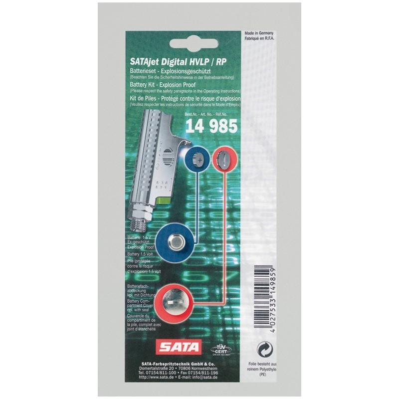 Náhradní baterie - SATAjet 5000 digital-213769