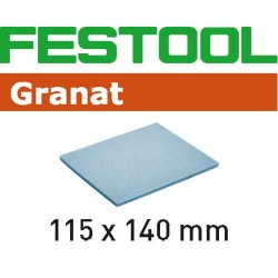 Festool brusná houba 115x140x5 Super fine