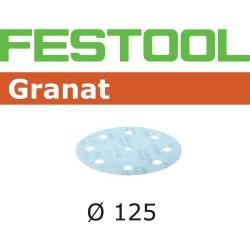 Festool brusný kotouč GRANÁT STF 125/90