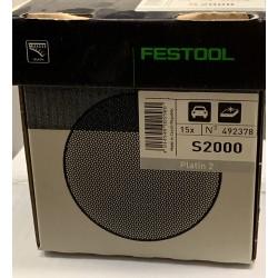 Festool brusný kotouč STF D77/0 S2000 PL2 - 492378