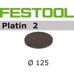 Festool brusný kotouč Platin 2, STF D125/0 P4000 - 492377