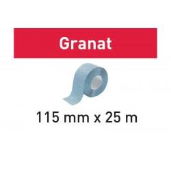 Festool brusný pás Granát 115x25m P180 GR - 201109