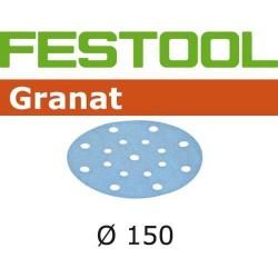 Festool brusný kotouč GRANÁT STF D150/16, P500 - 500612