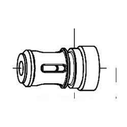 Vzduchový ventil set pro stříkací pistole Anest Iwata -3843530
