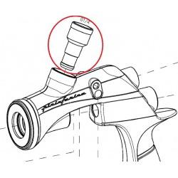 Regulátor barvy pro stříkací pistole Anest Iwata WS 400-3505421
