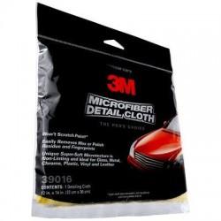 3M Mikrovláknová měkká utěrka (Microfibre detailing cloth)-39016