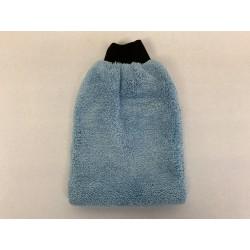 Rukavicová utěrka ALLORA mikro modrá-Z181