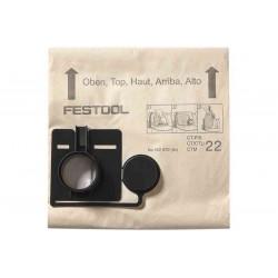Festool Filtrační sáček CLEANTEC pro mobilní vysavače CT22-202614