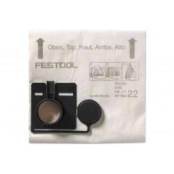 Festool Vliesový filtrační sáček pro mobilní vysavače CT22 - 202624