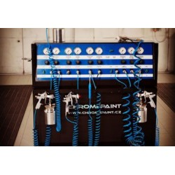 Chromepaint balíček - Vybavení DeLux pro Chromování  -BALCOV3