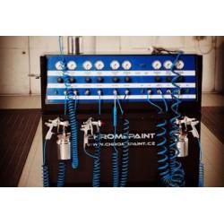 Chromepaint balíček - Vybavení Compact pro Chromování  -BALCOV4