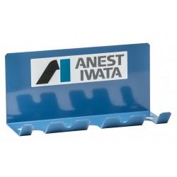Magnetický držák Anest Iwata na 3 stříkací pistole-W2COM6052