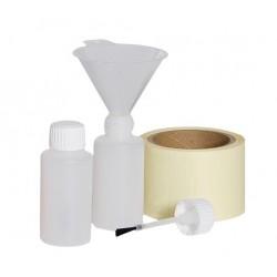 COLAD Plastová lahvička se štětečkem 30ml-9186