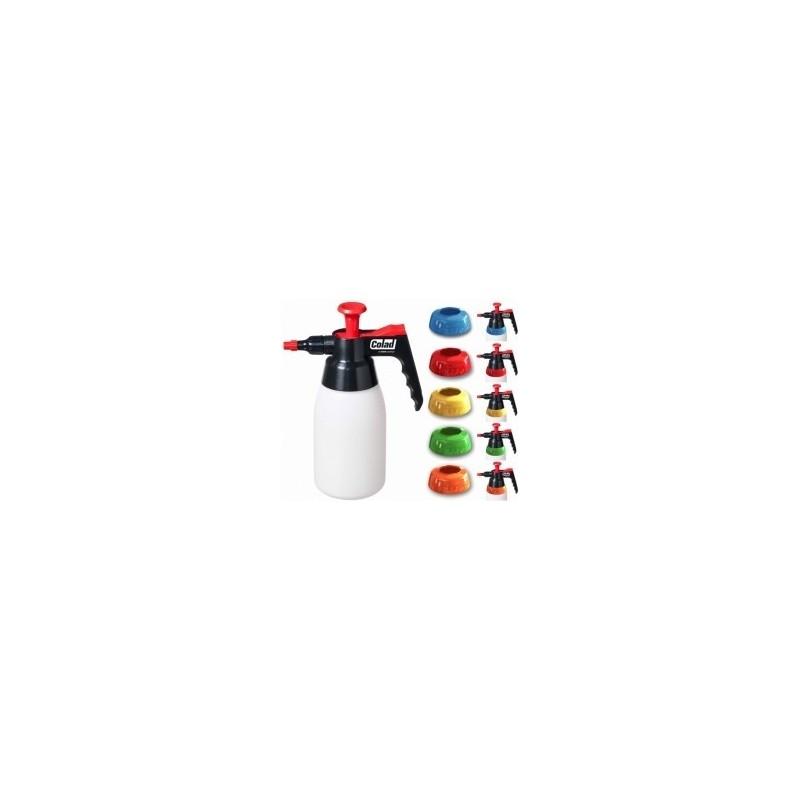 COLAD Láhev na rozstřik čističe s barevnými kroužky-9705