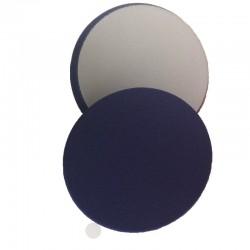 Leštící talíř AllorA modrý drážkovaný