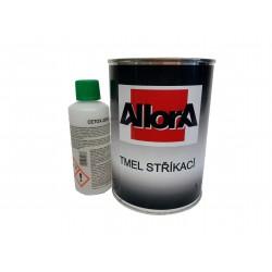 AllorA Tmel stříkací včetně tužidla, 1,2 kg- S010