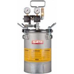 SATA stříkací set 10l provedení pro laky ředitelné vodou SATA 14654