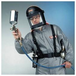SATA Čtyřbodový pás pro ochranné dýchací systémy s větráním SATA 15412