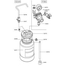 SATA Regulátor tlaku SATA s manometrem SATA 17384