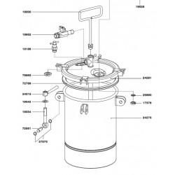 SATA Odvzdušňovací ventil