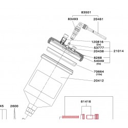SATA tlakový hrnec 0