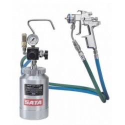 SATA Mini Set 2 se stříkací pistolí SATAjet 3000 K SATA 83444
