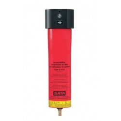 SATA Filtr 414 L pro instalaci do potrubí SATA 92254