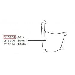 SATA Průzorová fólie (20 ks) [pro SATA air vision 5000] SATA 210468