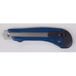 Odlamovací nůž modrý