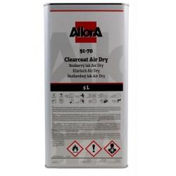 AllorA Bezbarvý lak  Air Dry 91-70