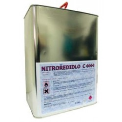 AllorA Nitroředidlo C6000, 9 L - P16OSTAT037