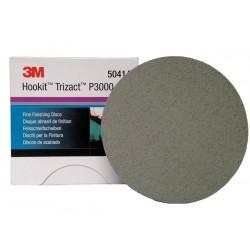 3M Brusný disk na pěnovém podkladě, D150 mm, Trizact...