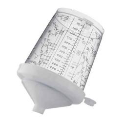 SATA RPS míchací nádoba