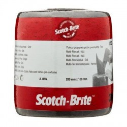 3M Brusná utìrka šedá Scotch-brite-7522